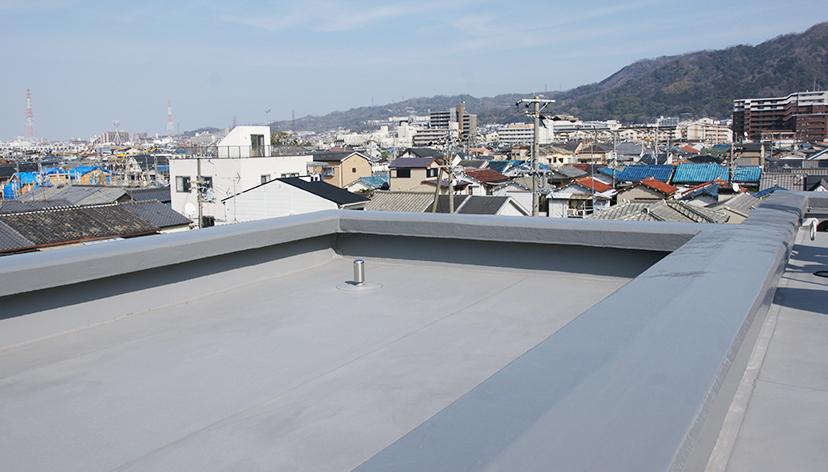 雨漏りを未然に防ぐ対策をしている屋根