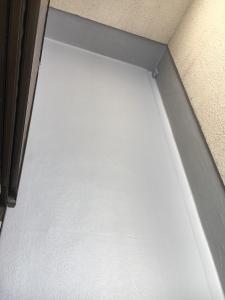 東大阪市 K様邸 バルコニーFRP防水工事